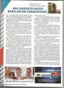 Revista condomínio114 artigo Barulho1