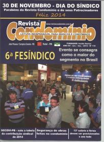 Revista condomínio115 Capa Dicas contratação