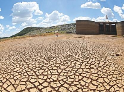 crise da água
