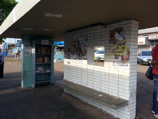 biblioteca livre Brasília