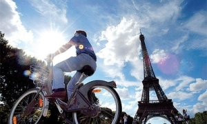 França paga para andar de bike