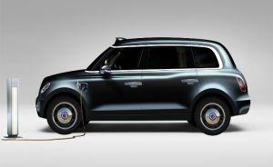 taxis elétricos Londres