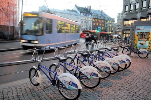 Oslo contra os automóveis