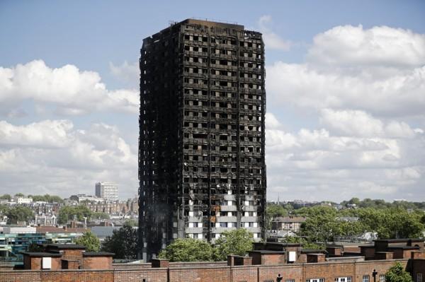 incêndio Londres2