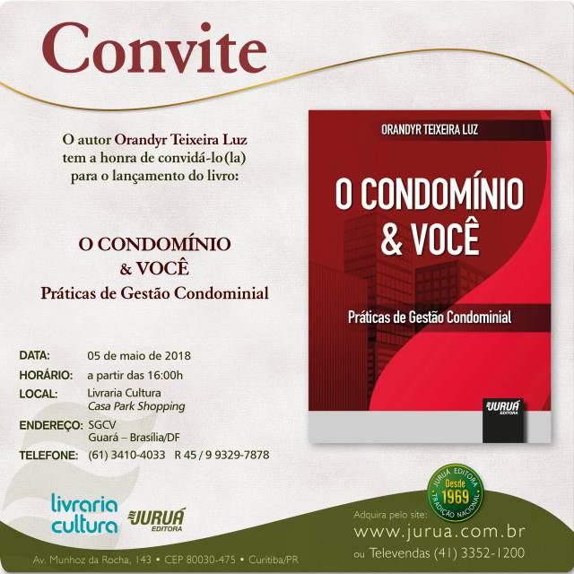 CONVITE2 - O CONDOMINIO E VOCE