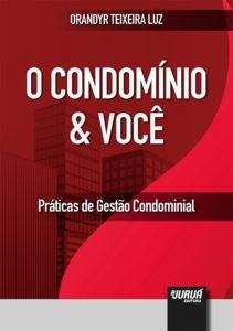capa do livro o condomínio e você