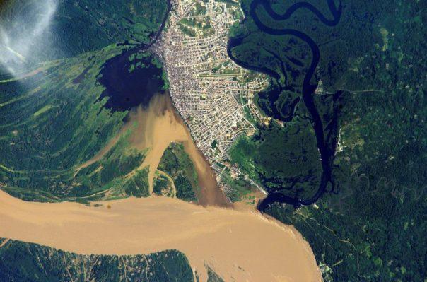 Iquitos, Peru. Foto NASA-Good Free Photos
