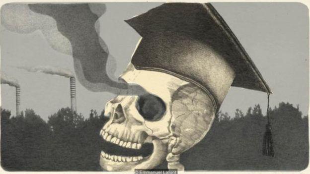 poluição afeta cérebro